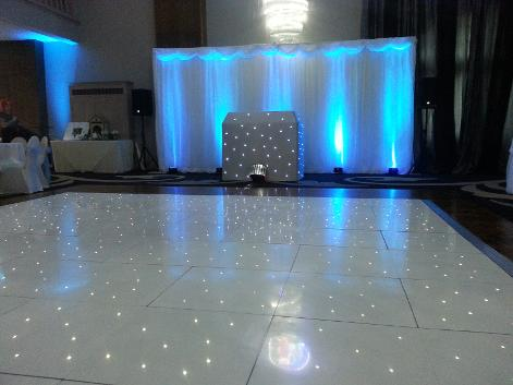 Wedding Curtains in North East
