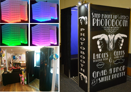 Gary James Photo Booths